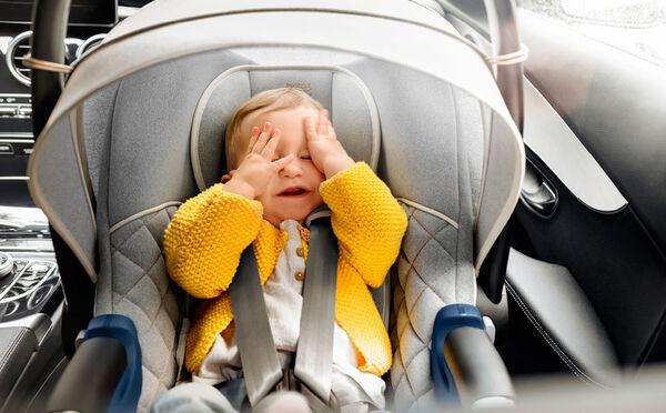 Bekymringsfrie første reiser for deg og ditt barn