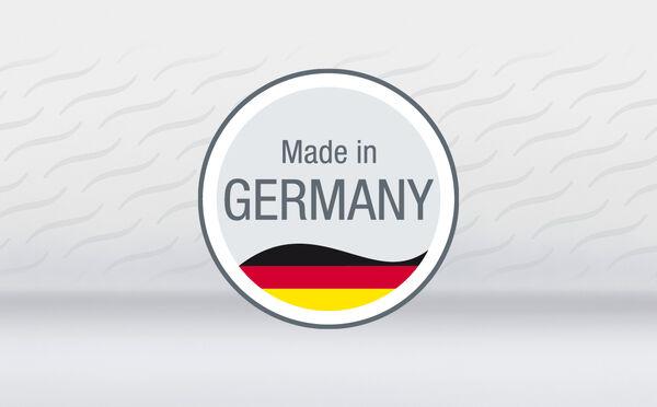 Kvalitet – Produsert i Tyskland