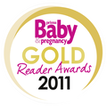 Award Baby & Pregnancy UK 2011