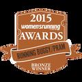 Award Womensrunning UK 2015
