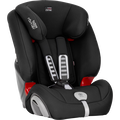 Britax EVOLVA 1-2-3 PLUS Cosmos Black