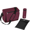 Britax Stellebag Wine Red Melange